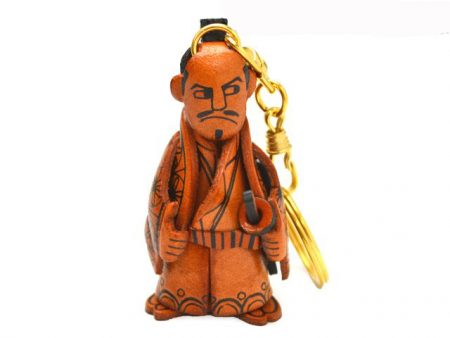 TONOSAMA LEATHER KEYCHAIN VANCA