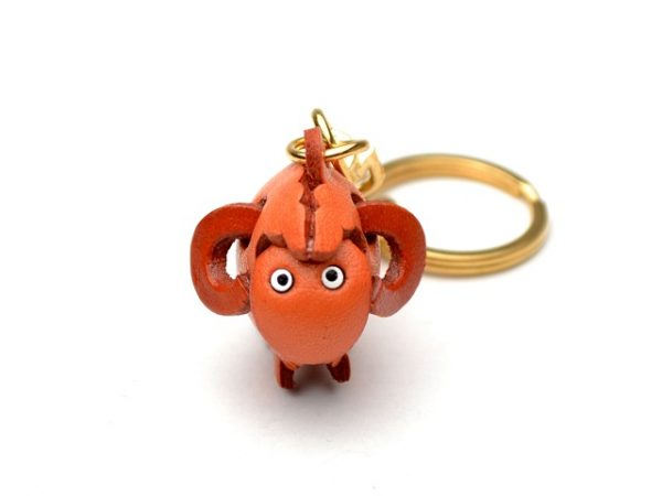 CHINISE ZODIAC (L) Key Chain – VANCA CRAFT-Unique 3D Leather