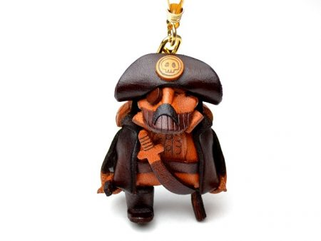 PIRATES LEATHER KEYCHAIN VANCA