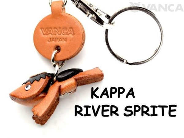 KAPPA LEATHER KEYCHAINS ANIMAL VANCA