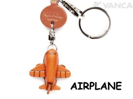 AIRPLANE LEATHER KEYCHAINS GOODS