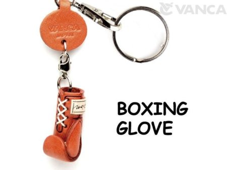BOXING GLOVE LEATHER KEYCHAINS GOODS