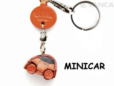 MINICAR LEATHER KEYCHAINS GOODS