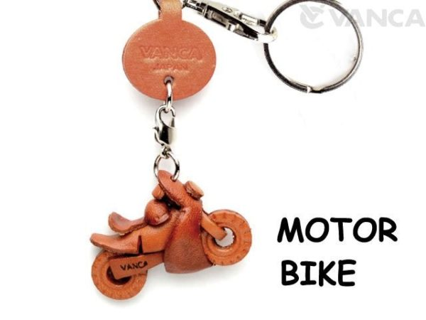 MOTOR BIKE LEATHER KEYCHAINS GOODS