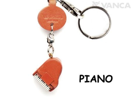 PIANO LEATHER KEYCHAINS GOODS