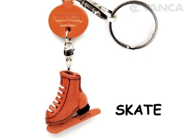 SKATESHOE LEATHER KEYCHAINS GOODS