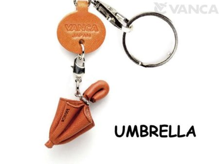 UMBRELLA LEATHER KEYCHAINS GOODS