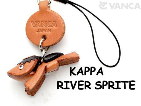 KAPPA LEATHER CELLULARPHONE CHARM ANIMAL