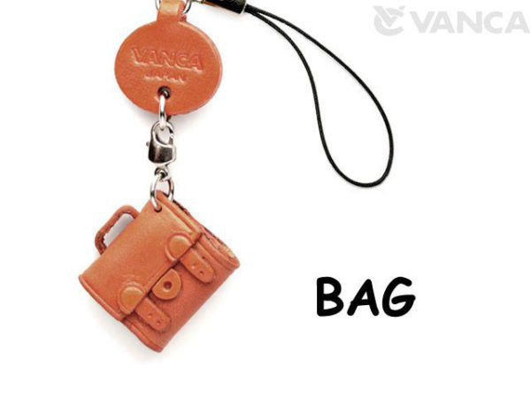BAG LEATHER CELLULARPHONE CHARM GOODS