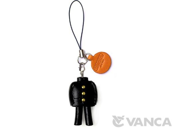 UNIFORM BOYS SCHOOL UNIFORM LEATHER GOODS PHONE CHARM