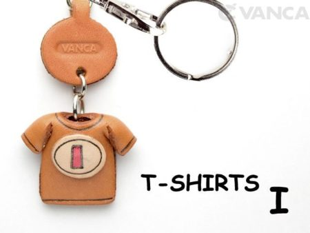I(RED) LEATHER KEYCHAINS T-SHIRT