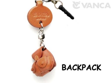 BACKPACK LEATHER GOODS EARPHONE JACK ACCESSORY
