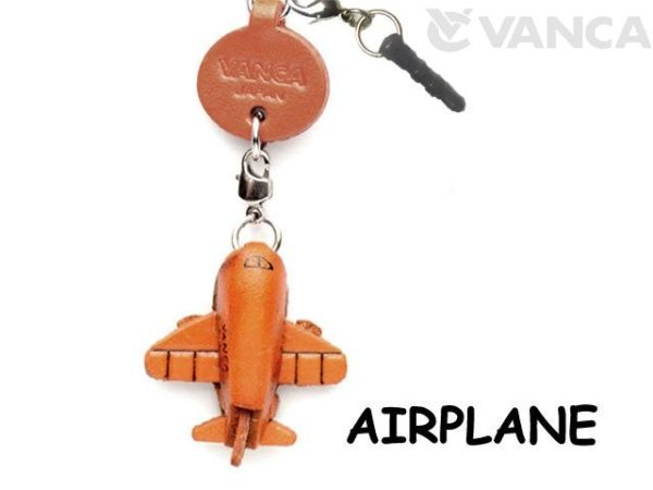 AIRPLANE LEATHER GOODS EARPHONE JACK ACCESSORY