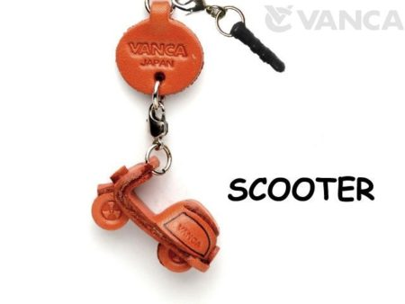 SCOOTER LEATHER GOODS EARPHONE JACK ACCESSORY