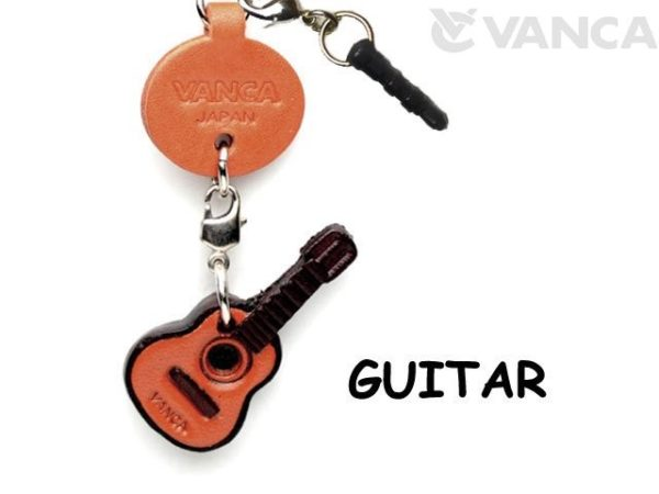 GUITAR LEATHER GOODS EARPHONE JACK ACCESSORY
