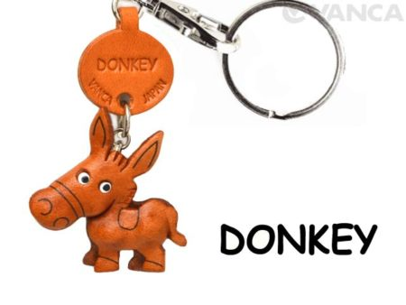DONKEY/ASS JAPANESE LEATHER KEYCHAINS ANIMAL