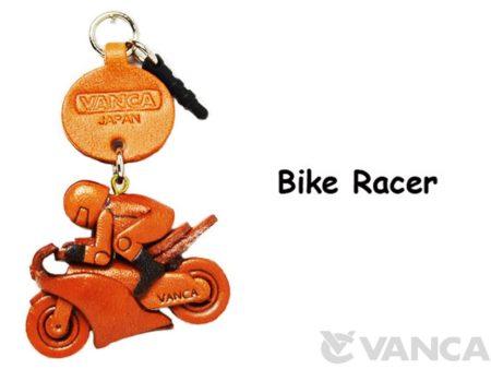 BIKE RACER LEATHER GOODS EARPHONE JACK ACCESSORY