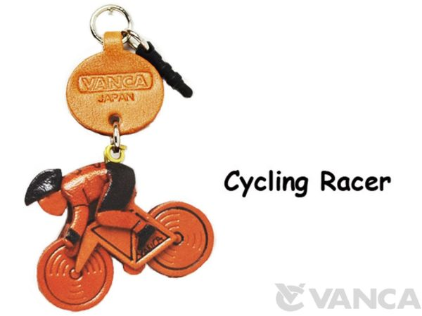 CYCLE RACER LEATHER GOODS EARPHONE JACK ACCESSORY