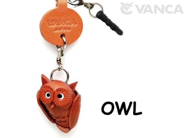 OWL LEATHER GOODS EARPHONE JACK ACCESSORY