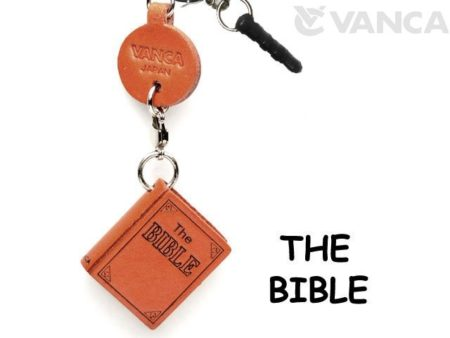 THE BIBLE LEATHER GOODS EARPHONE JACK ACCESSORY