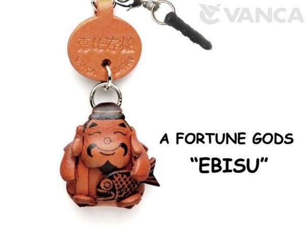 EBISU GOD LEATHER GOODS EARPHONE JACK ACCESSORY